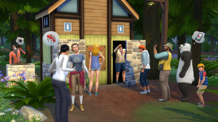 The Sims 4 for Xbox One image