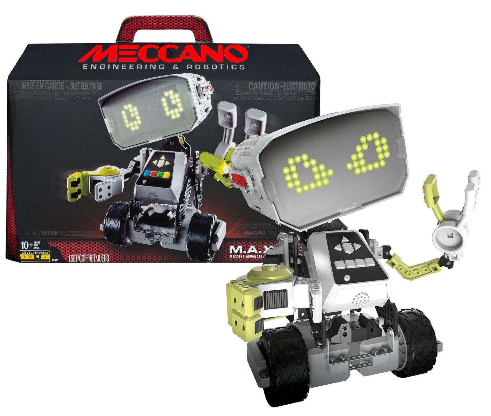 Meccano: M.A.X. Robot image
