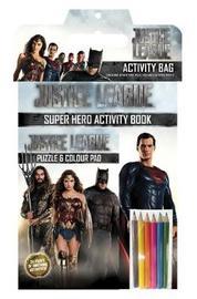 DC Comics: Justice League Activity Bag image
