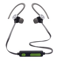 Moki: Exo Active Bluetooth - Sports Earbud (Black)