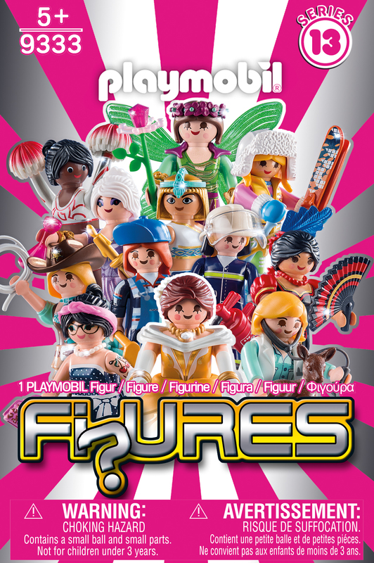 Playmobil: Series 13 Girls - Mini Figure (Blind Bag)