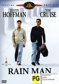 Rain Man on DVD