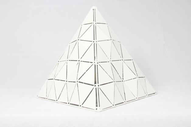 Robotime: White Triangle Light