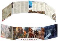 Dungeons & Dragons: Waterdeep Dragon Heist DM Screen