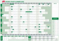 Sasco: 2020 Enviro Laminated Year Planner