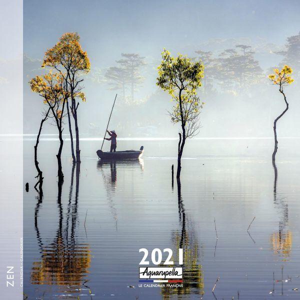 Buy Aquarupella: 2021 Wall Calendar at Mighty Ape NZ
