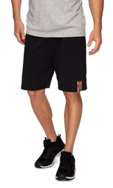 "Canterbury: Mens Camo Logo Print Shorts 9"" - Black (Small)"
