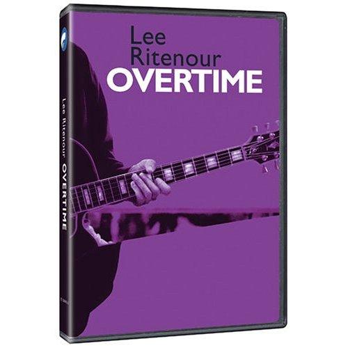 Lee Ritenour - Overtime on DVD image