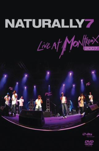 Naturally 7 - Live At Montreux 2007 on DVD image