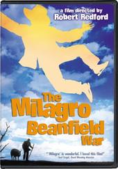 The Milagro Beanfield War on DVD
