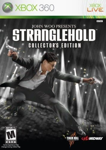 Stranglehold Collector's Edition for Xbox 360