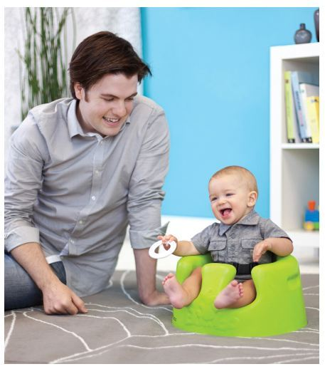 Bumbo Floor Seat - Red image