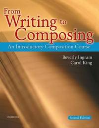 From Writing to Composing by Carol King