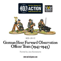 German Army - Heer Forward Observation Team (FOO)