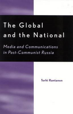 The Global and the National by Terhi Rantanen image