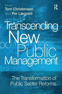 Transcending New Public Management by Per Laegreid image
