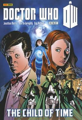 Doctor Who: The Child Of Time by Jonathan Morris image