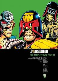 Judge Dredd: v. 23 by John Wagner