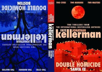 Double Homicide by Faye Kellerman image