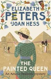 The Painted Queen by Elizabeth Peters