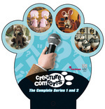 Creature Comforts - Seasons 1-2 on DVD