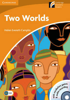 Two Worlds Level 4 Intermediate Book with CD-ROM and Audio CD Pack: Level 4 by Helen Everett-Camplin image
