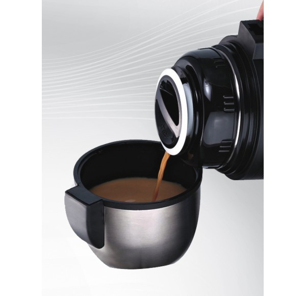 Thermos: ThermoCafe Stainless Steel Multi Purpose Flask (800ml) image