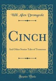 Cinch by Will Allen Dromgoole image