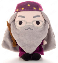 "Harry Potter: 8"" Plush - Dumbledore"