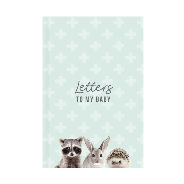 Splosh: Letters To My Baby Book