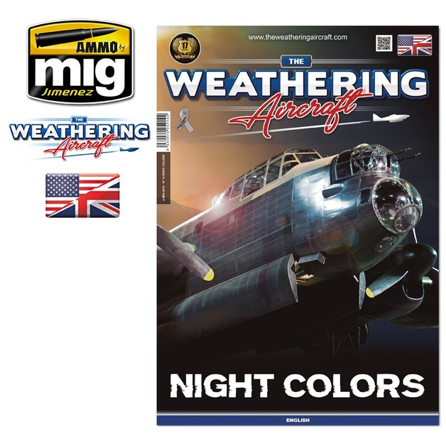 The Weathering Aircraft Issue 14: Night Colours