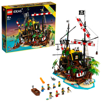 LEGO Ideas - Pirates of Barracuda Bay (21322)