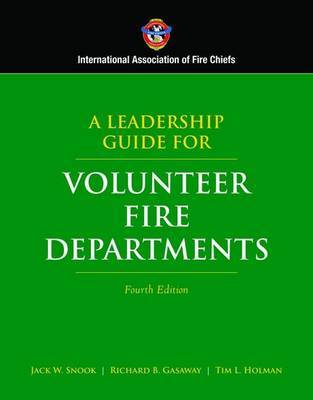 A Leadership Guide for Volunteer Fire Departments by Iafc image