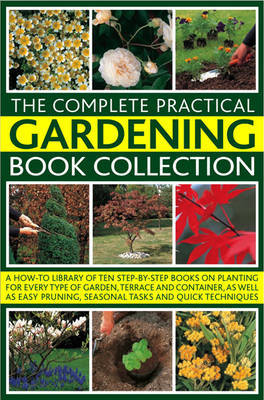 Complete Practical Gardening Book Collection by Andrew Mikolajski image