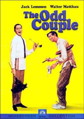 The Odd Couple on DVD