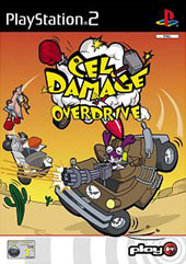 Cel Damage Overdrive for PlayStation 2