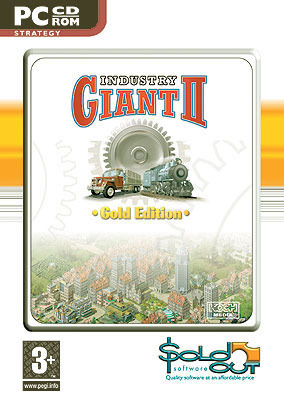Industry Giant II Gold Edition for PC