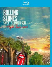 The Rolling Stones - Sweet Summer Sun: Hyde Park Live on Blu-ray
