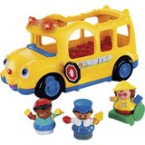 Fisher Price Little People School Bus