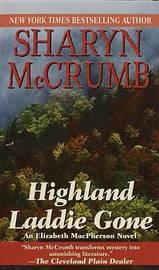 Highland Laddie Gone by Sharyn McCrumb image