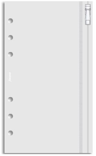 Filofax - Personal Zip Lock Envelope