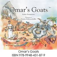 Omar's Goats by Kathy Hoopmann image