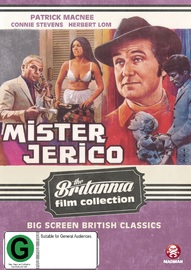 Mister Jerico on DVD