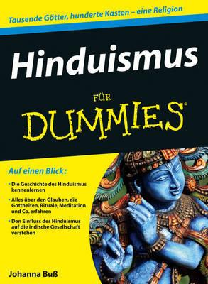 Hinduismus Fur Dummies by Johanna Bubeta