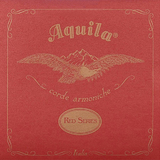 Aquila Red series Concert Ukulele String Set Low G