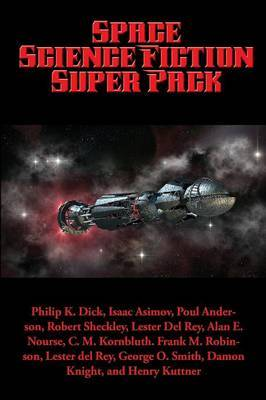 Space Science Fiction Super Pack by Philip K. Dick