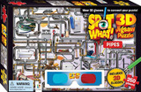 Spot What: 3D Jigsaw Puzzle - Pipes
