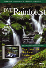 Rainforest  on DVD