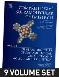 Comprehensive Supramolecular Chemistry: No. 2