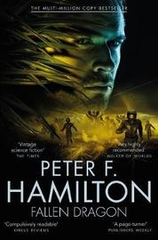 Fallen Dragon by Peter F Hamilton
